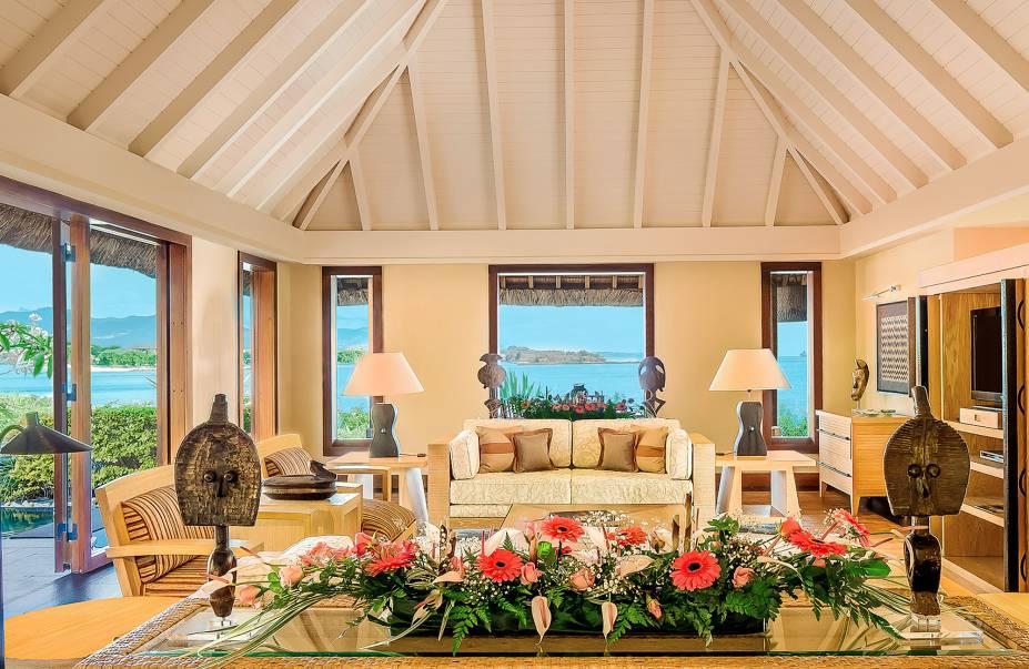 <strong>23. The Oberoi Mauritius, Pointe Aux Piments, Ilhas Maurício</strong>O segundo colocado das Ilhas Maurício tem quartos em luxuosas <em>villas</em>com vista para a praia e piscinas privativas, o que o faz um destino perfeito para casais.Mês mais barato para se hospedar: Setembro