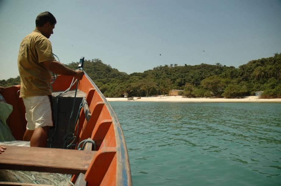 Ótimo ponto de mergulho com máscara e snorkel, a Ilha do Campeche também tem seis trilhas e abriga sítios arqueológicos