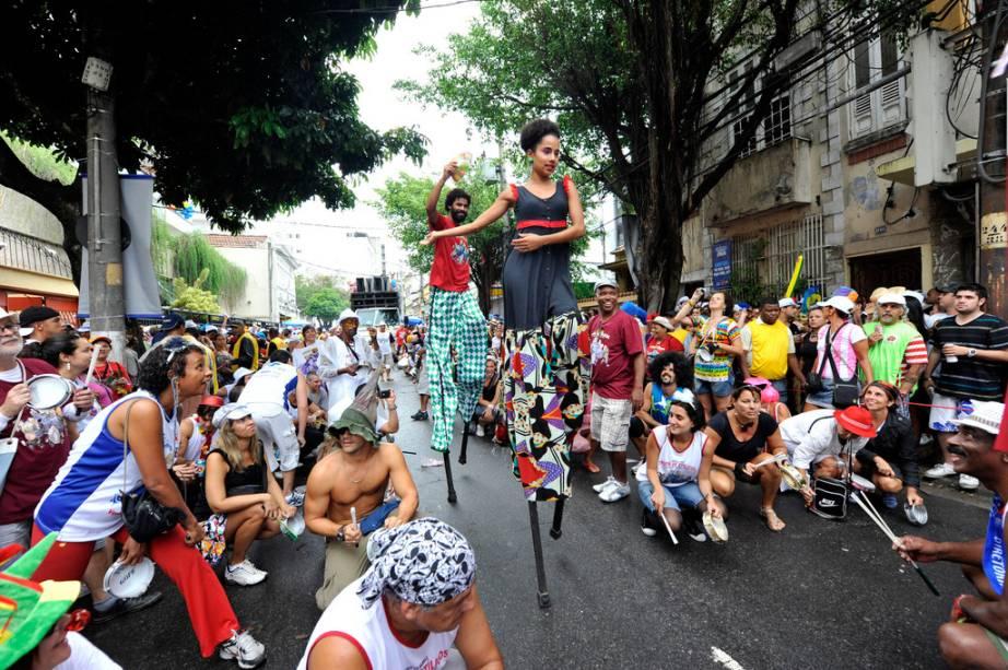Bloco do Barbas, em Botafogo