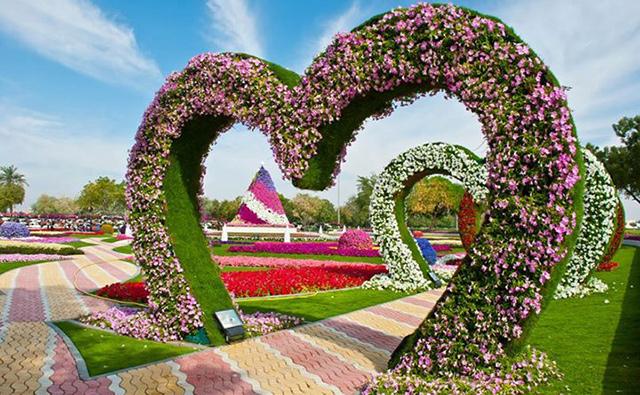 Parque Al Ain Paradise, Dubai