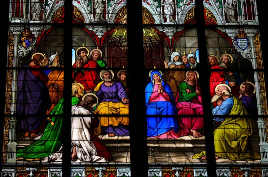 Vitral da Catedral de Colônia