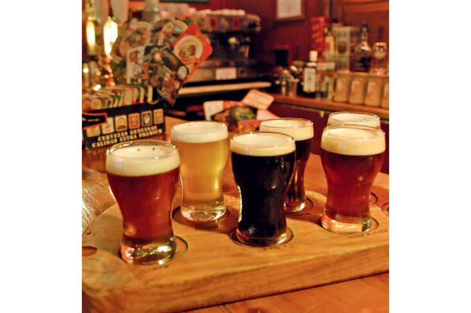 "<strong>Cervejas artesanais</strong> da Blest, uma das boas novidades de <strong><a href=""http://viajeaqui.abril.com.br/cidades/ar-bariloche"" rel=""Bariloche"" target=""_self"">Bariloche</a></strong>"