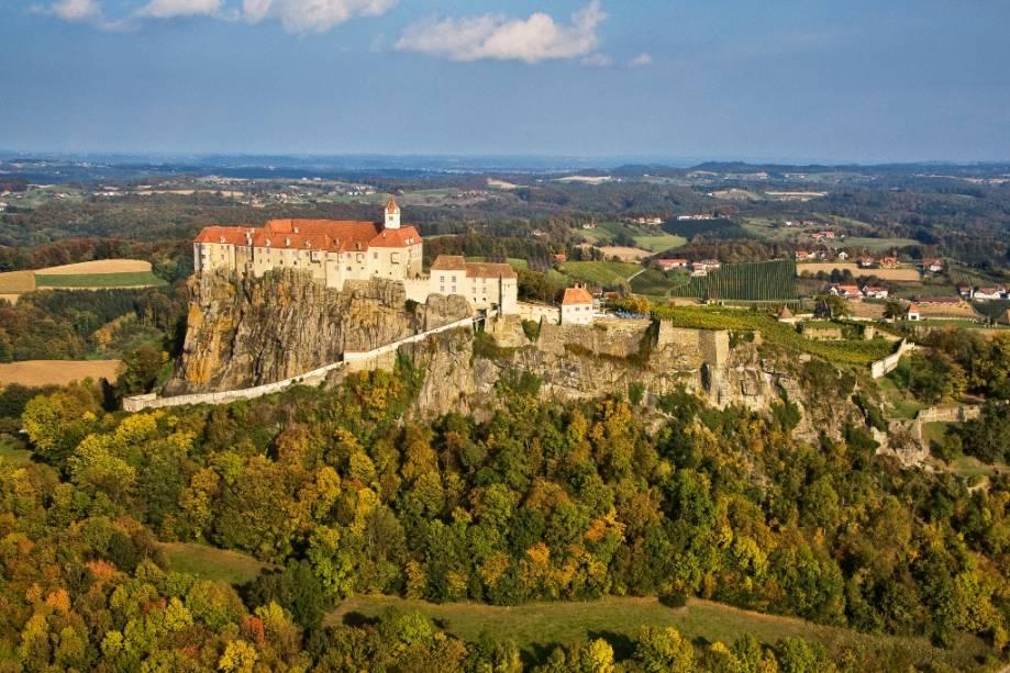Castelo Riegersburg, Áustria