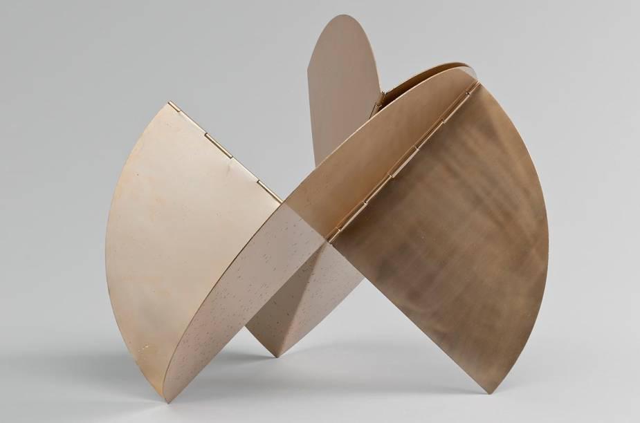 Uma das obras mais famosas de Lygia, o Relógio de sol, de 1960, está em exposição no MoMA de Nova York até 24 de agosto de 2014