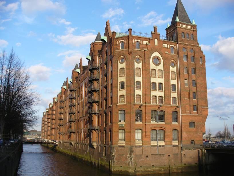 Hamburgo é considerada por muitos a Veneza Germânica