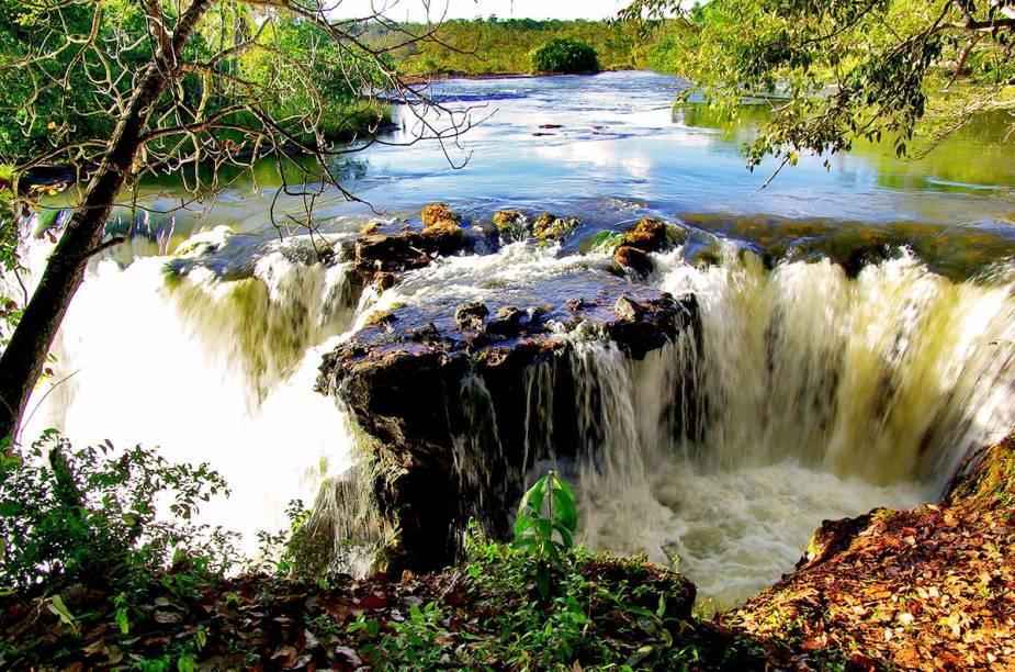 Cachoeira do Prata, Chapada das Mesas