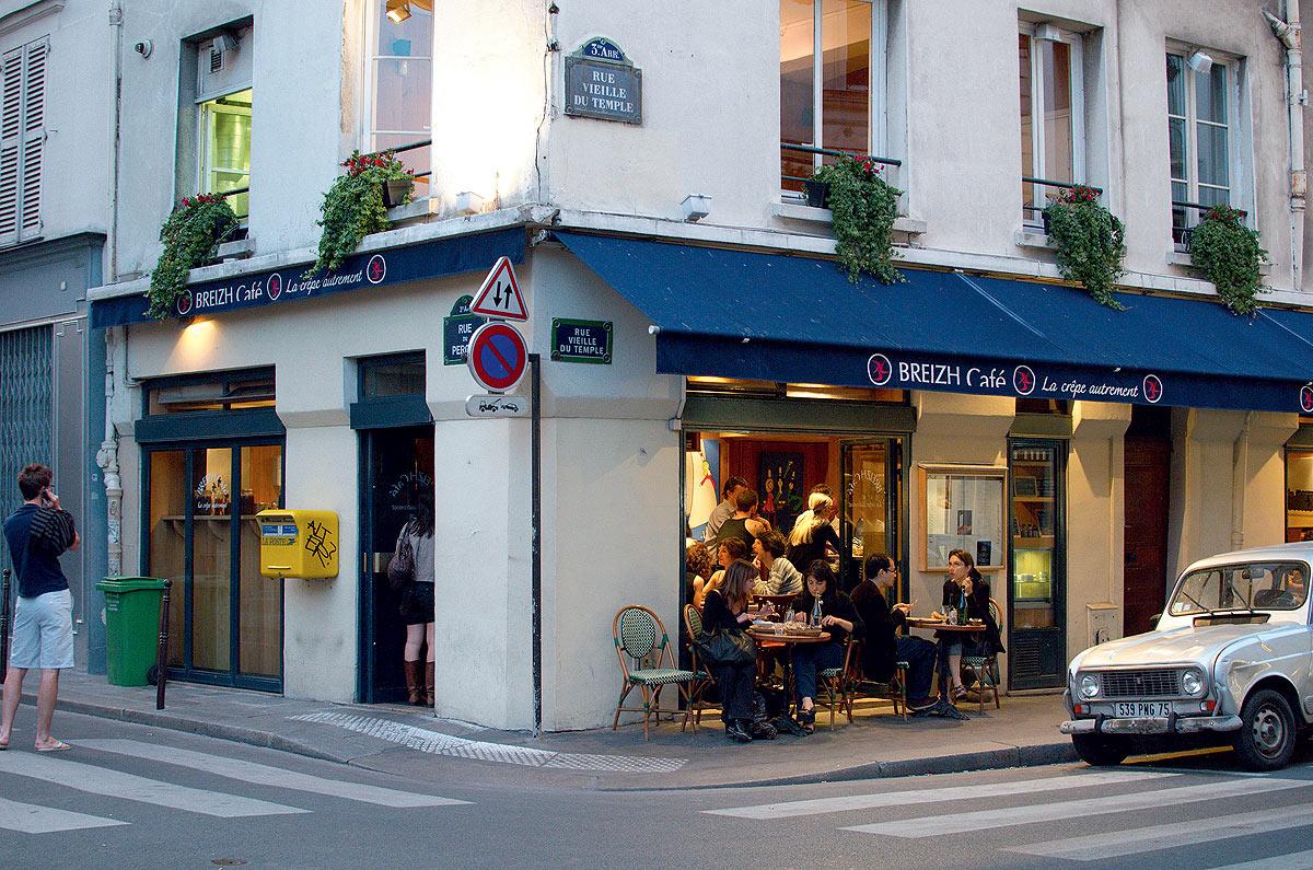 Breizh Café, Paris, França
