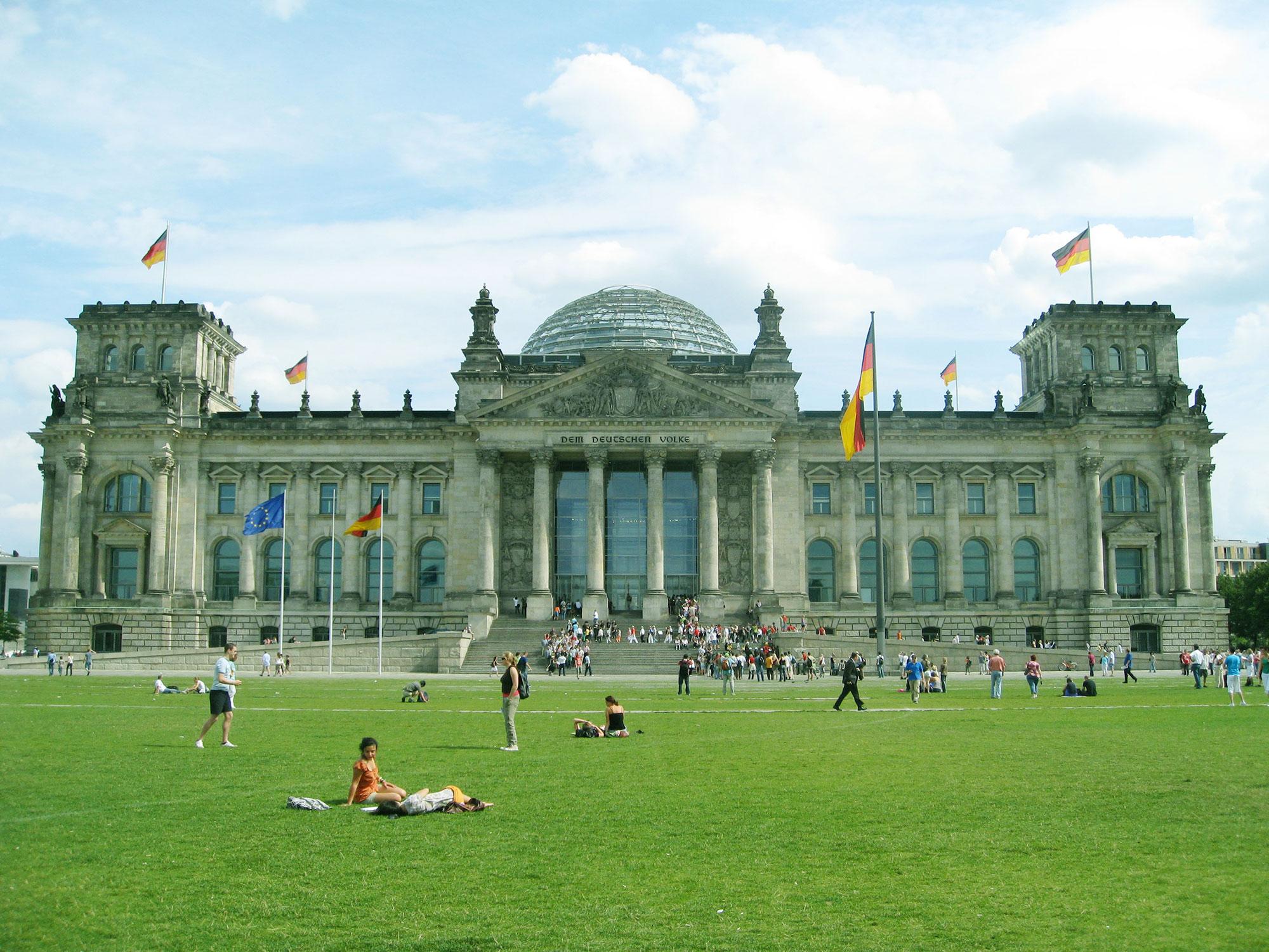 Reichstag - Berlim, Alemanha