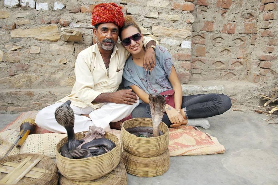 Se vai viajar sozinha pela Índia, fique esperta!