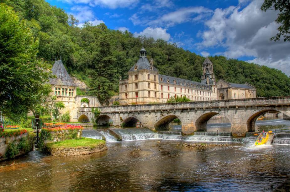 Périgueux é uma das cidades medievais mais bonitas da região