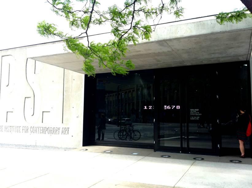 MoMA PS1: a antiga escola pública do Queens deu lugar ao museu de arte contemporânea