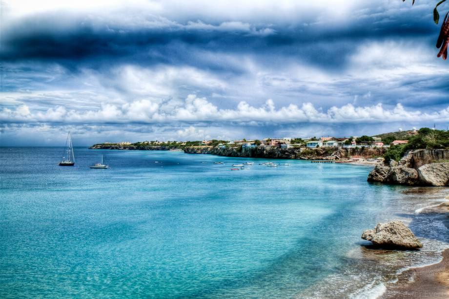 """Westpunt, em <strong><a href=""""http://viajeaqui.abril.com.br/cidades/curacao-e-bonaire-willemstad"""" rel=""""Curaçao"""" target=""""_blank"""">Curaçao</a></strong>"""