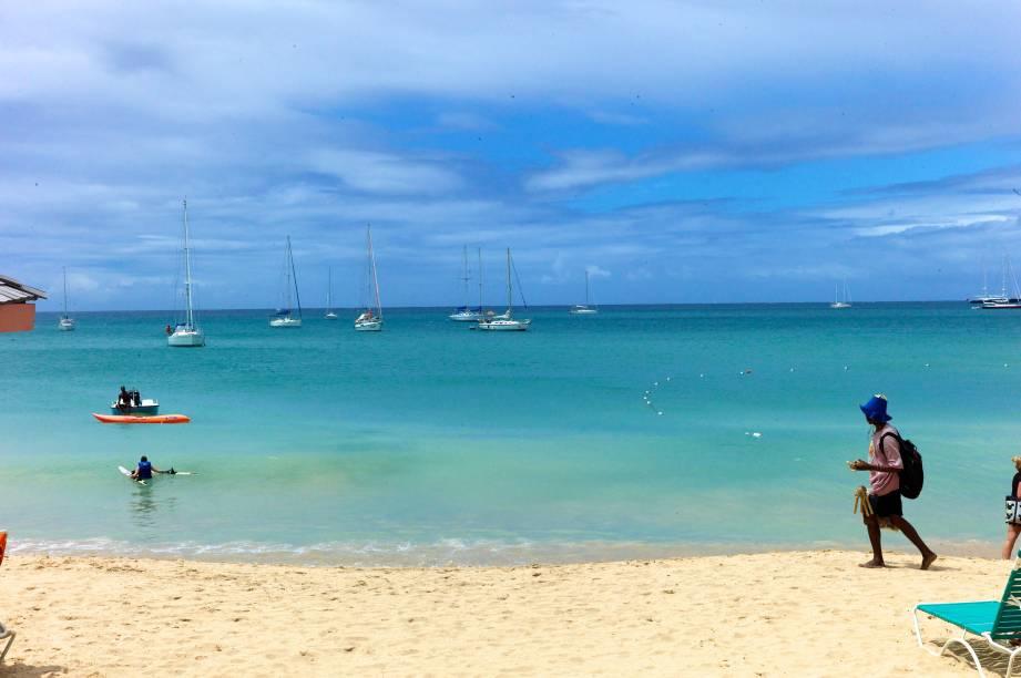 Reduit Beach, em <strong>St. Lucia</strong>