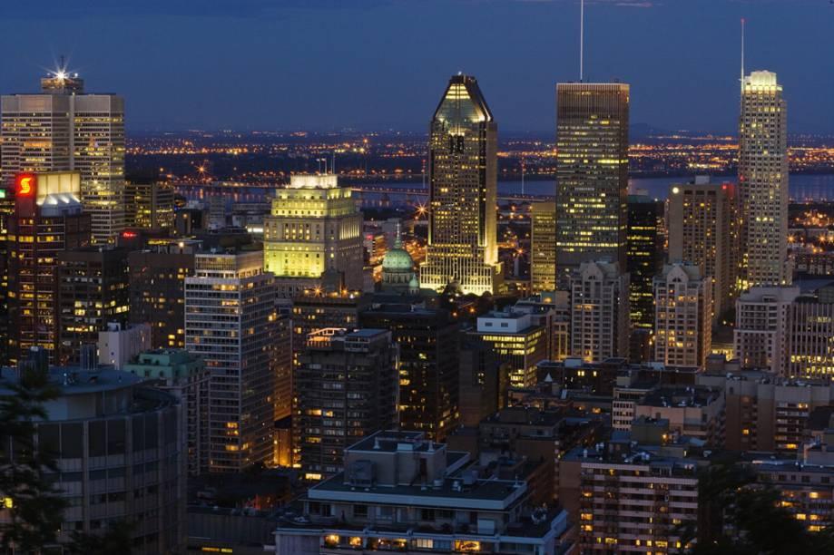Montreal – ou mon-real – é a metrópole que representa as duas metades da alma canadense: a inglesa e a francesa
