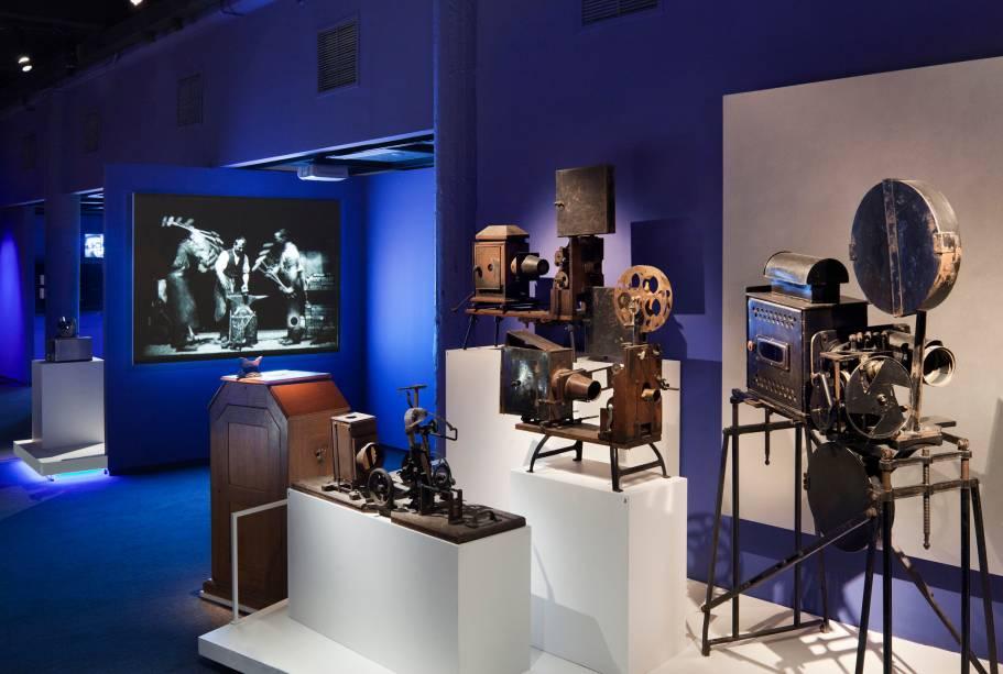 Museum of Moving Image: para os amantes das artes visuais e sonoras