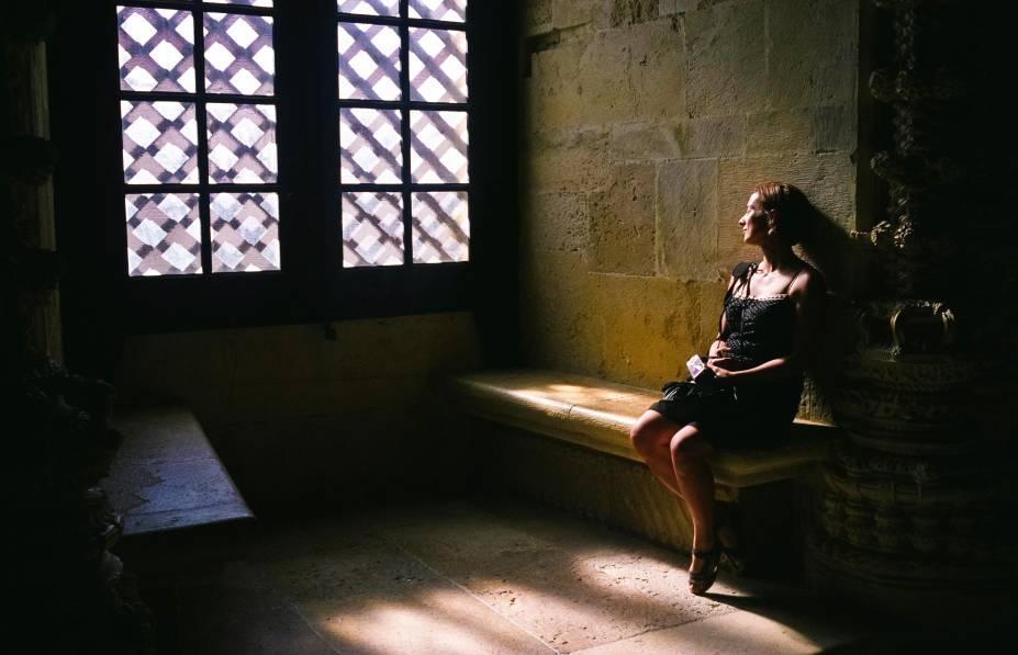 Os claustros do convento fascinam pelo estilo arquitetônico renascentista