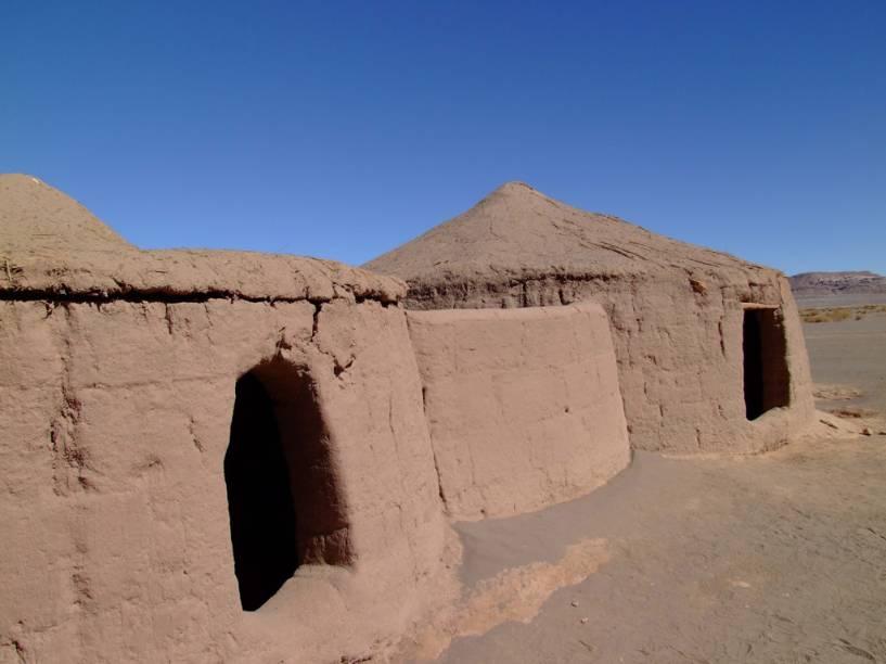 A Aldeia de Tulor é um sítio arqueológico que guarda as ruínas, como casas de barro, de um antigo povoado local com mais de 3 mil anos