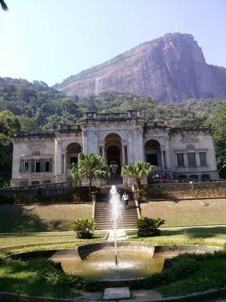 Rhana Rabbii Venturini fotografou o Parque Lage, um dos seus locais preferidos na cidade do Rio de Janeiro