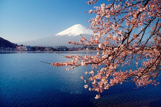 Monte Fuji, Tóquio, Japão