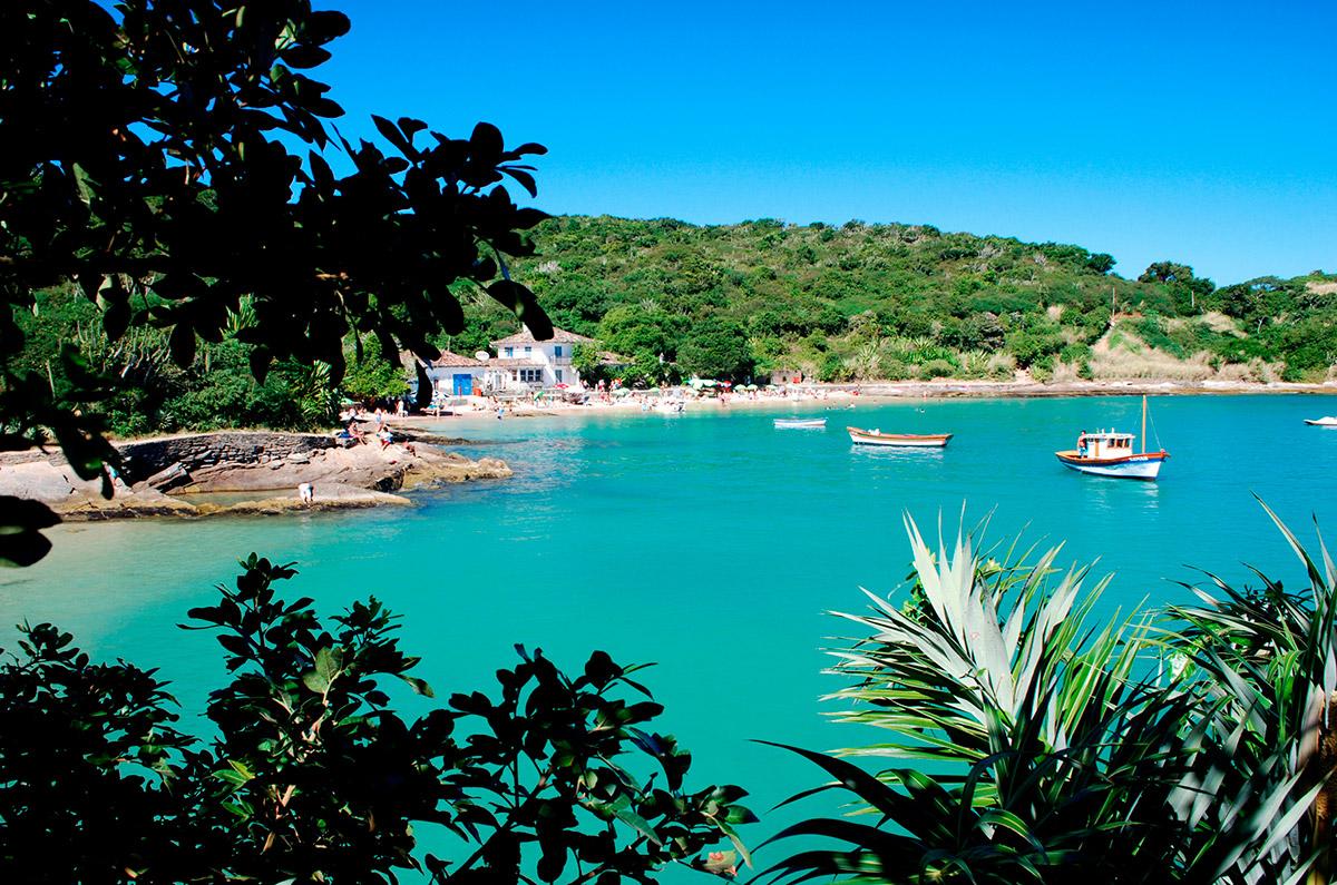 praia Azeda - Búzios (RJ)