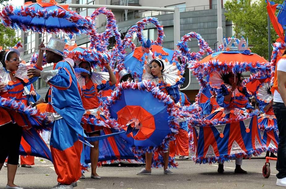 <strong>Roterdã Unlimited </strong>    O Zomercarnaval é uma das principais atrações do Roterdã Unlimited.
