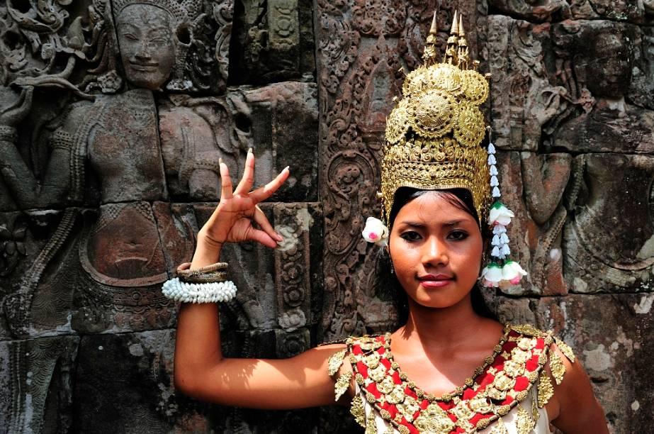 Angkor Wat é hoje o principal chamariz da crescente indústria turística cambojana. Todo o complexo passou a ser listado como Patrimônio da Humanidade da Unesco em 1992