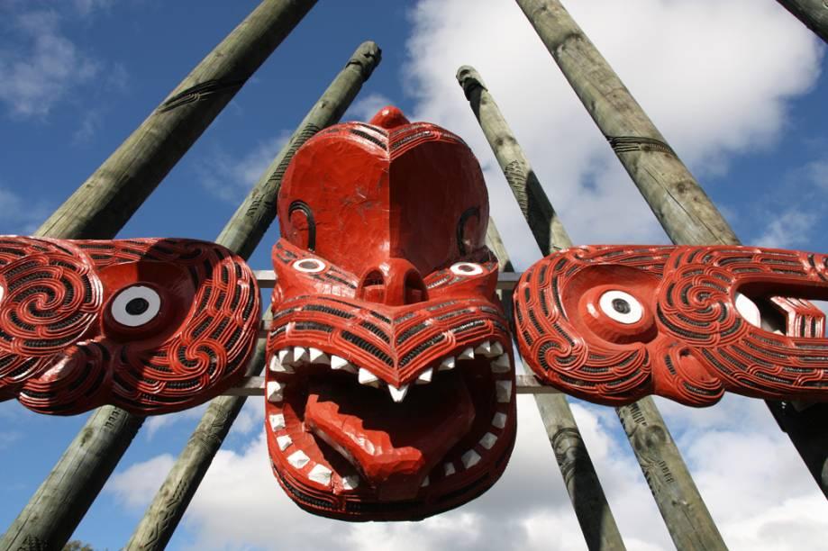 Arte maori, do povo indígena neozelandês