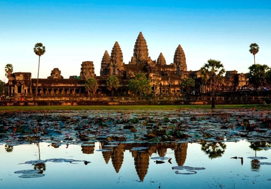 "<strong>Angkor Wat - <a href=""http://viajeaqui.abril.com.br/paises/camboja"" rel=""Camboja"" target=""_blank"">Camboja</a> </strong>"