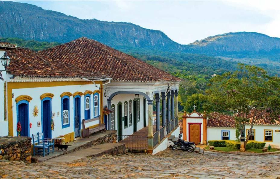 A Serra de São José adorna Câmara Municipal e capela