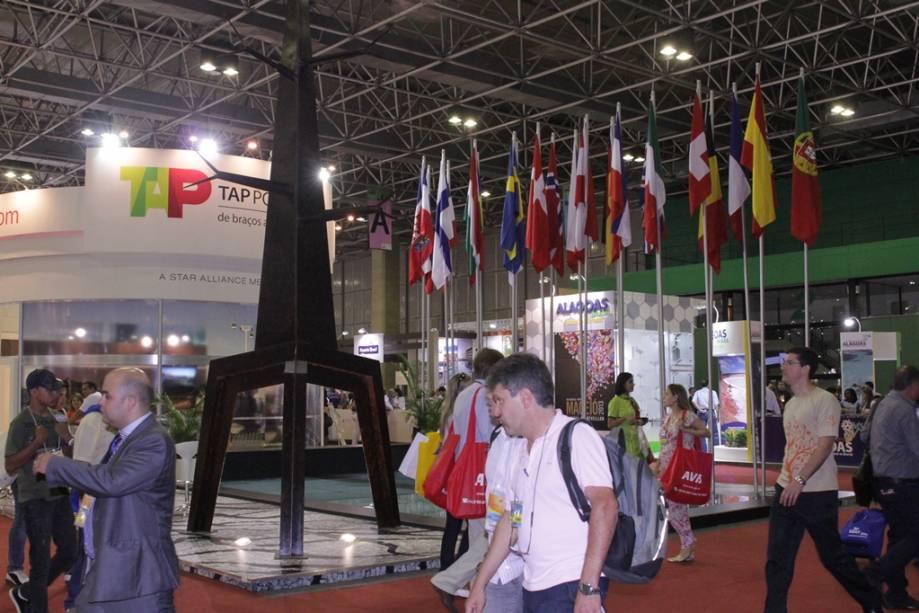 A Feira de Turismo das Américas, ABAV 2013, abrirá ao público geral pela primeira vez em sua 41a. edição