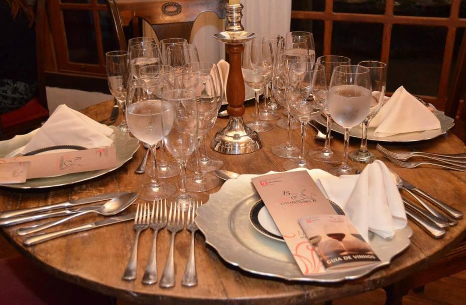 Abertura do 15° Festival de Cultura e Gastronomia de Tiradentes