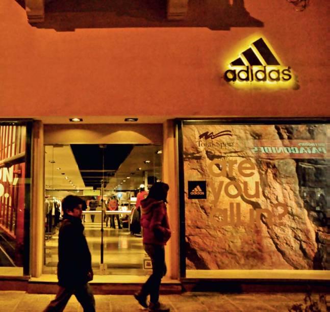 Adidas da Calle Mitre