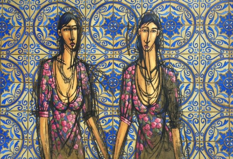 <strong>6. Ateliês de Paraty</strong>Paraty tem um rico circuito artístico. Uma boa caminhada pelo centro histórico permite conhecer vários endereços, onde se encontram as pinturas <em>(foto)</em> de <strong>Aécio Sarti</strong> <em>(Praça da Bandeira, 1, 24/3371-4157)</em>, as máscaras coloridas de <strong>Lúcio Cruz</strong> <em>(Rua Dona Geralda, s/n°, 24/99956-0835)</em>, os bonecos de arame e fita crepe do ateliê <strong>Mangaba</strong> <em>(Rua da Matriz, 32, 24/99812-8575)</em>, as telas abstratas da mexicana <strong>Patrícia Sada</strong> <em>(Rua da Praia, 70, 24/3371-2528)</em> e as esculturas com material orgânico do <strong>Studio Bananal</strong> <em>(Rua Comendador José Luiz, 16, 24/3371-2693)</em>.