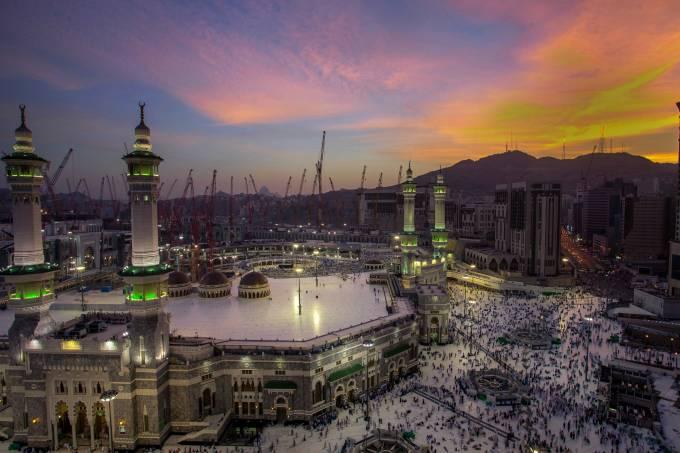 al haram mosque azaharphotography – Mecca, Arábia Saudita