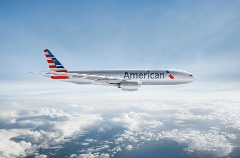 Os voos São Paulo-Los Angeles serão operados pelos aparelhos Boeing 777-200