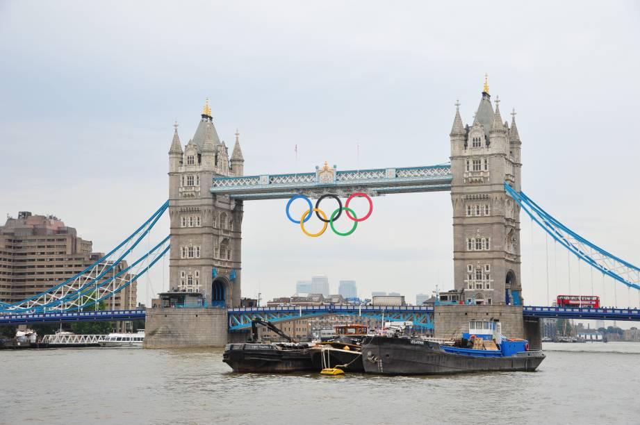 """<strong>27.<a href=""""http://viajeaqui.abril.com.br/cidades/reino-unido-londres"""" target=""""_blank"""" rel=""""noopener"""">Londres</a>, <a href=""""http://viajeaqui.abril.com.br/paises/reino-unido"""" target=""""_blank"""" rel=""""noopener"""">Reino Unido</a>, 2012</strong> Pela terceira vez sediando os jogos, Londres teve mais de 4 bilhões de espectadores pelo mundo, um recorde alcançado graças ao grande desenvolvimento da internet nos últimos anos. A competição foi, inclusive, transmitida pelo YouTube."""