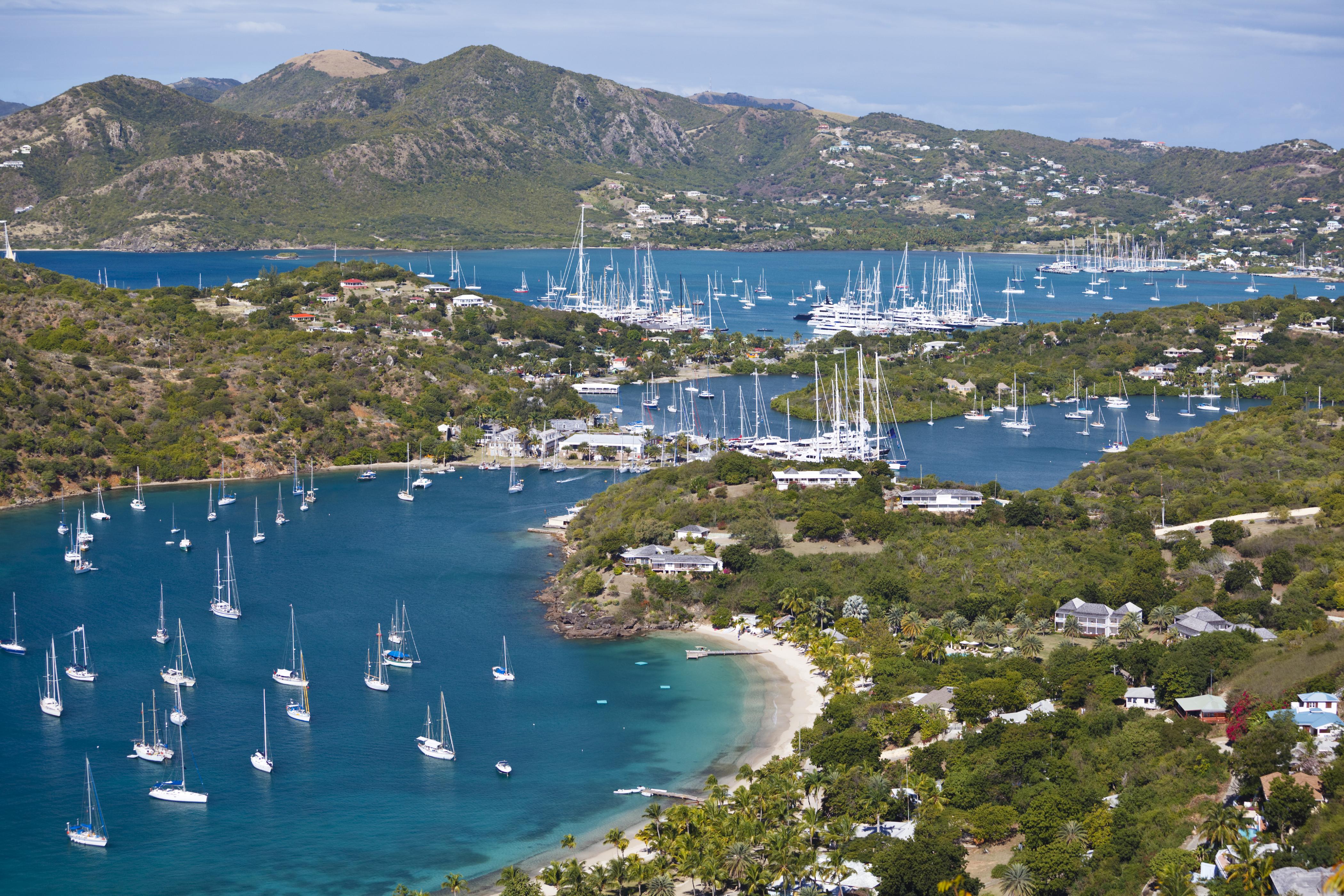 Antigua e Barbuda istock