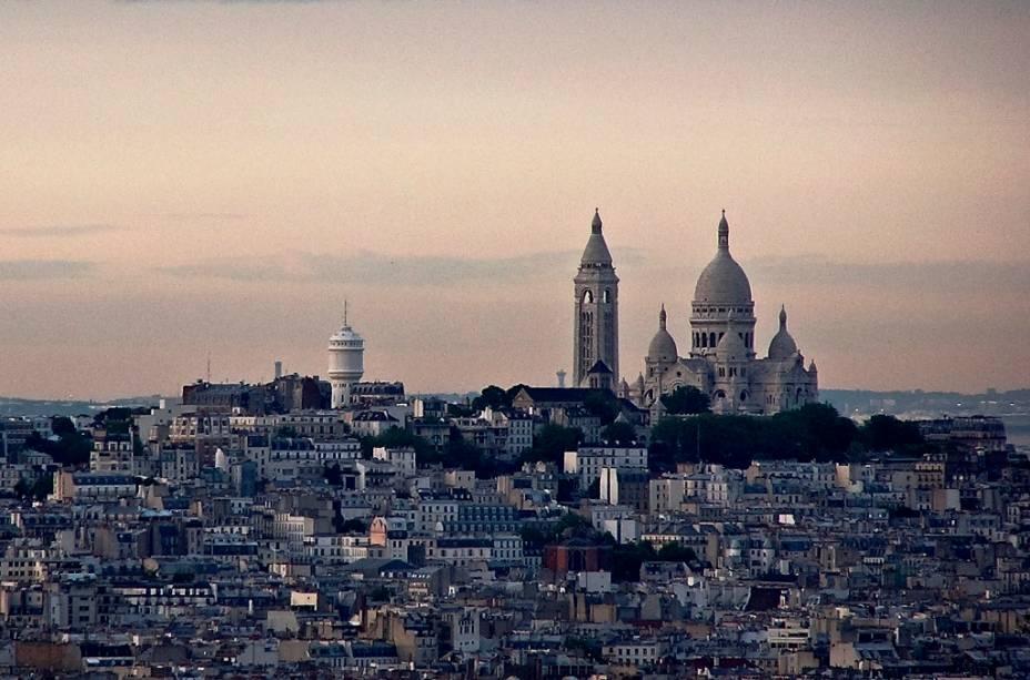 Montmartre também tem um mercadinho de Natal