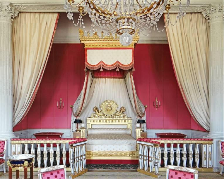 Aposento no Grand Trianon