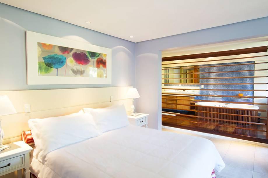Apartamento do Costão do Santinho Resort, em Florianópolis, Santa Catarina
