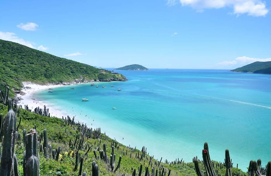 O litoral preservado é o forte da bela Arraial do Cabo (RJ)