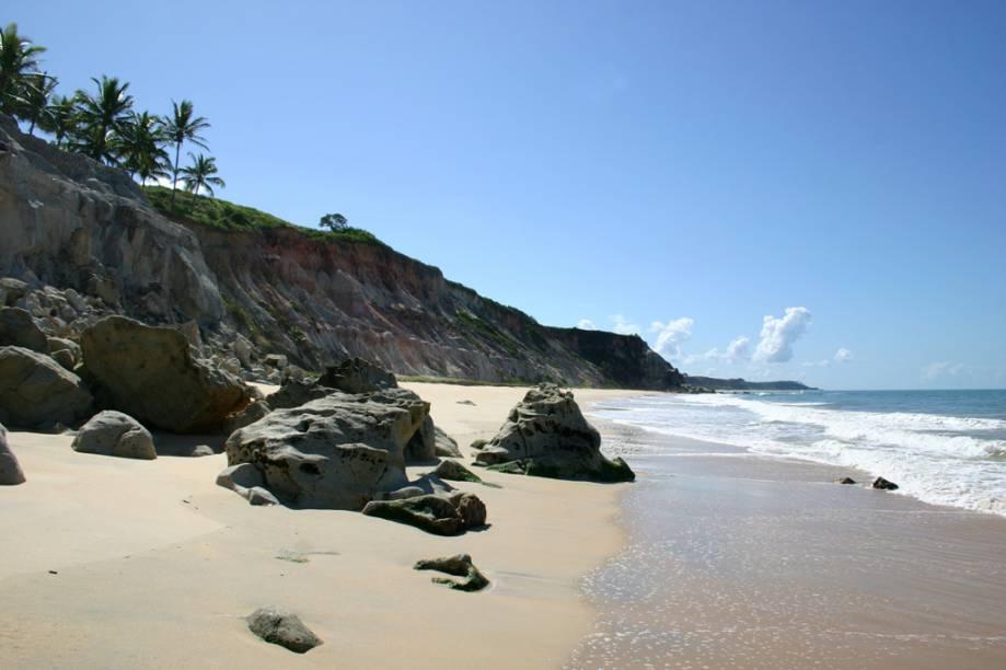 <strong>Praia do Rio da Barra</strong><br />Na divisa de Trancoso e Arraial d´Ajuda está a Praia do Rio da Barra