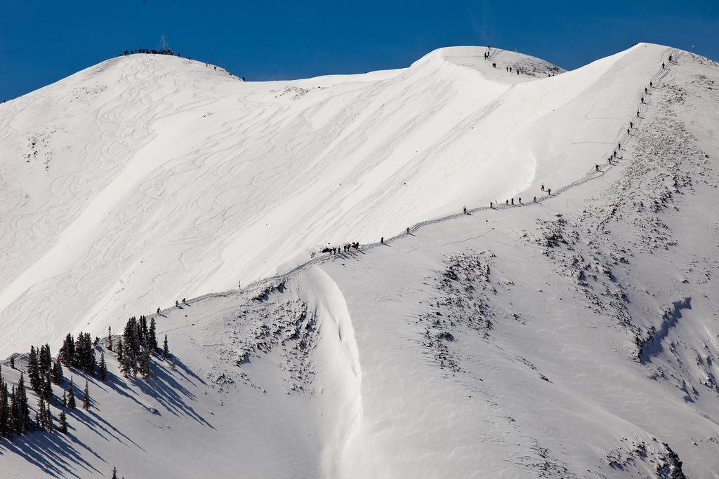 Aspen Highlands Colorado EUA