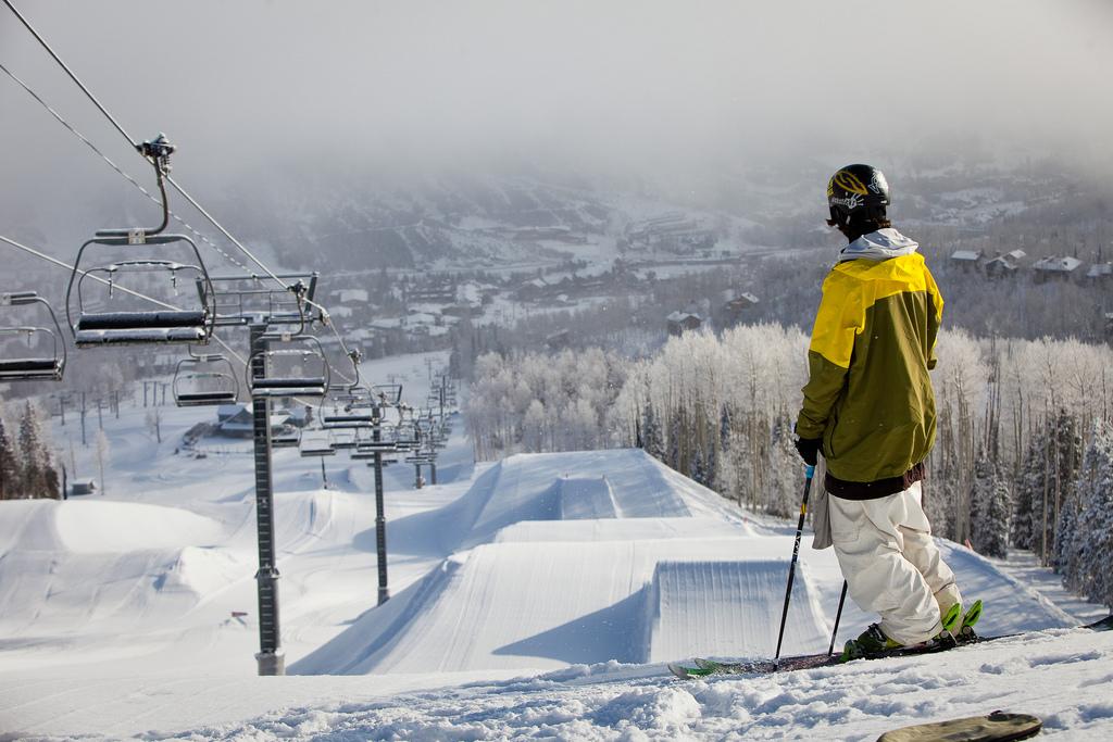 Aspen Snowmass Colorado EUA