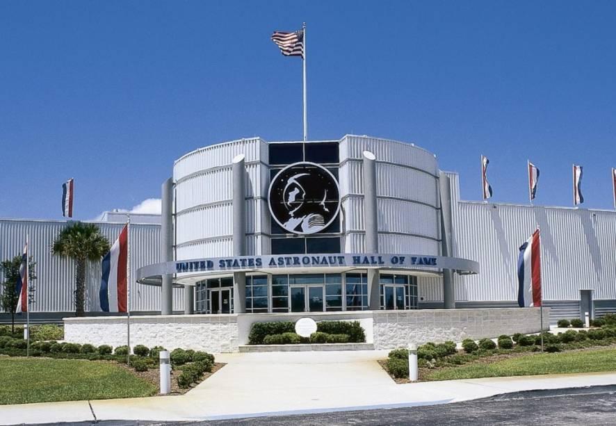 Hall da Fama dos Astronautas no Kennedy Space Center