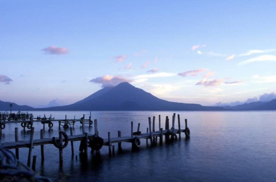Vulcão Atitlan, Guatemala