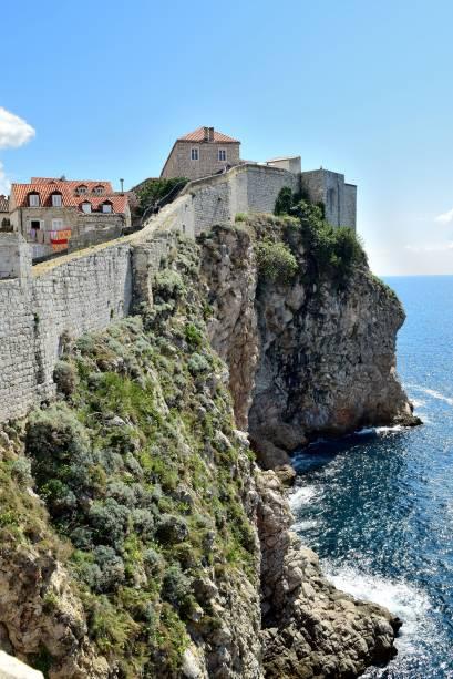 Não é à toa que essa é a cidade mais famosa da Croácia
