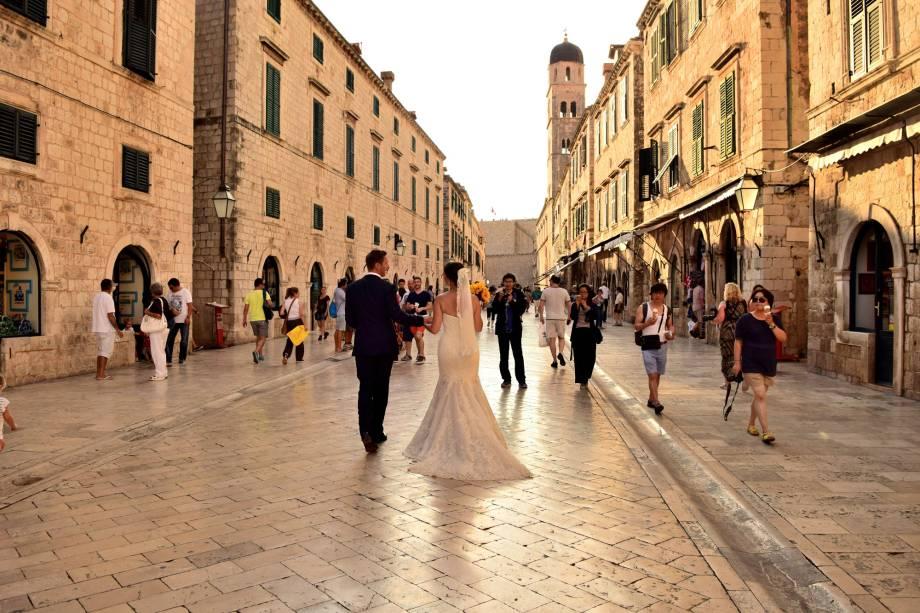 Sim, ainda é verão em Dubrovnik