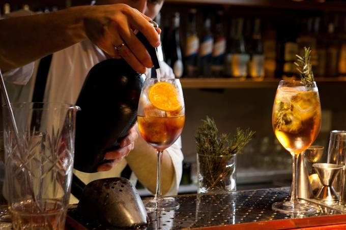 Bar 878 Buenos Aires Argentina divulgacao