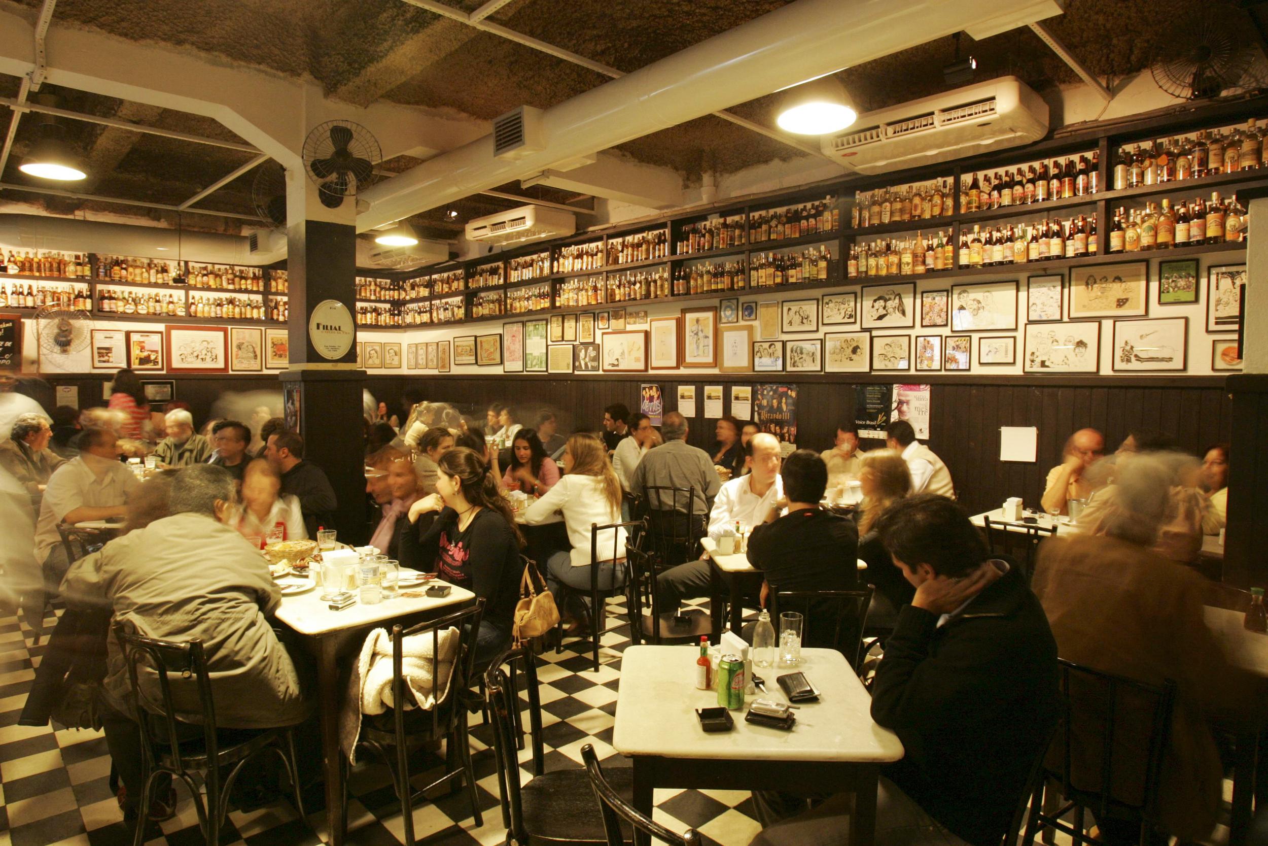 Bar Filial na Vila Madalena, São Paulo (SP)